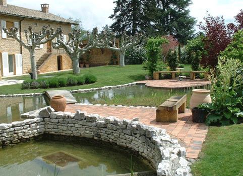 Aménagement Paysager Et Espaces Verts à Villefranche Sur Saone Rhône